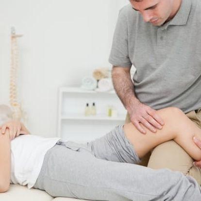 60min. Dornova metoda + léčebná masáž