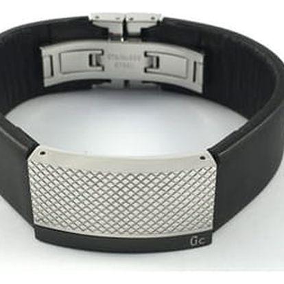 Pánský prsten Guess CMB70708 8 cm
