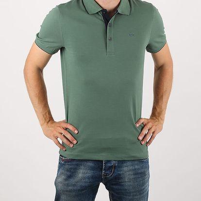 Tričko GAS Ralph S Det Sp Zelená