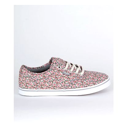 Boty Vans Wm Atwood Low (Ditsy) Pink/Gr Červená
