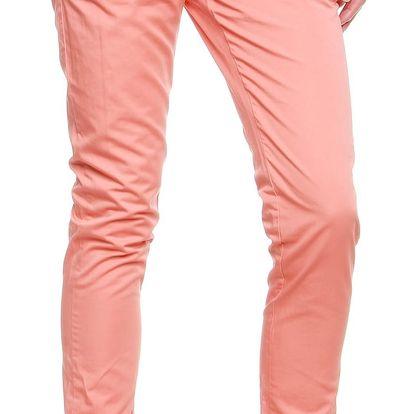 Dámské kalhoty Timeout 141086213TW18_ss14, oranžové