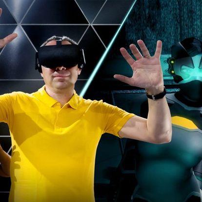 Na skok do jiného světa: virtuální realita