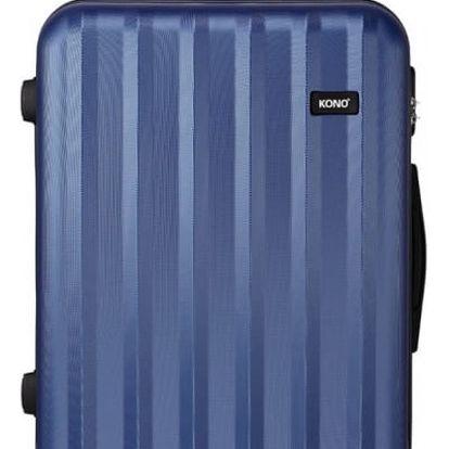 Dámský malý námořnicky modrý kufr Trip 1773