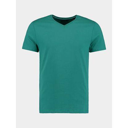 Tričko O´Neill LM JACKS BASE V-NECK T-SHIRT Zelená