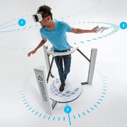 Virtualizer: nová dimenze virtuální reality