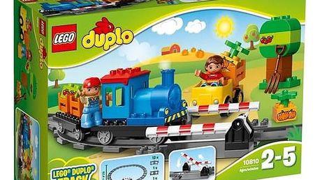 Stavebnice LEGO® DUPLO Město 10810 Vláček + Doprava zdarma