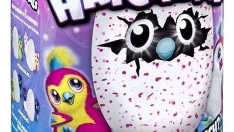 Hatchimals Alltoys Pengualas růžové + Doprava zdarma