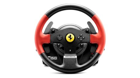 Volant Thrustmaster T150 Ferrari pro PS4, PS3, PC + pedály (4160630) černý + DOPRAVA ZDARMA