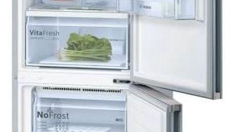 Kombinace chladničky s mrazničkou Bosch KGN36VL35 Inoxlook + Doprava zdarma