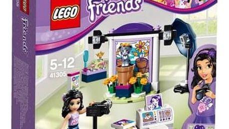 Stavebnice LEGO® FRIENDS 41305 Emma a fotografický ateliér