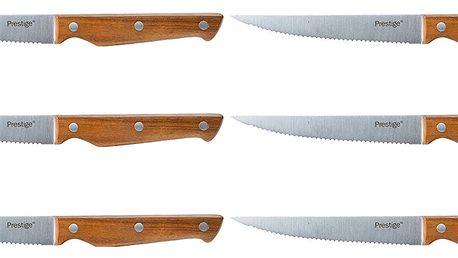 Set steakových nožů Moments Prestige 6 ks