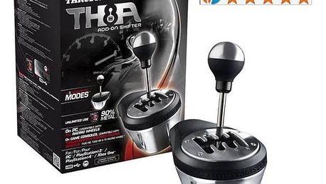 Řadící páka Thrustmaster TH8A pro PC, PS3, PS4, Xbox One, One X, One S (4060059) černý + Doprava zdarma