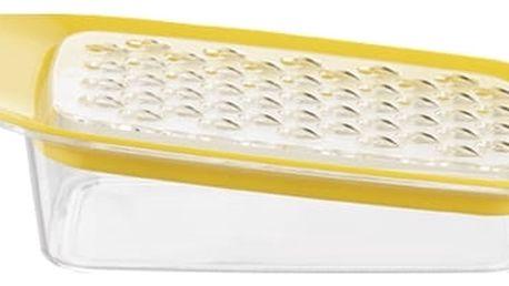 TESCOMA struhadlo VITAMINO, multifunkční, žlutá