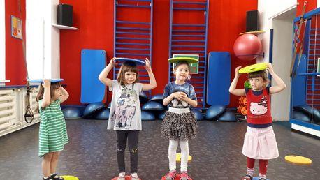 Kurz všeobecné pohybové přípravy pro děti od 4 do 9 let