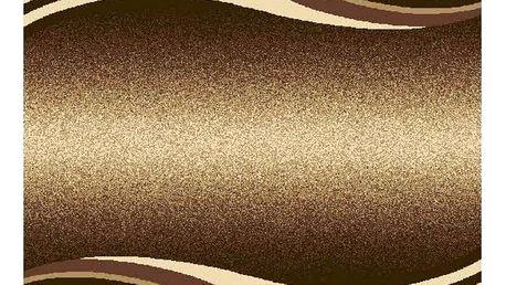 Spoltex Kusový koberec Enigma 9358 Brown