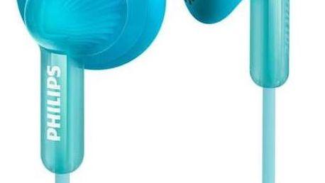 Sluchátka Philips SHE3010TL (SHE3010TL) modrá + Doprava zdarma