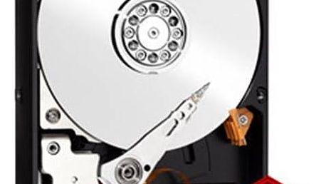 """Pevný disk 3,5"""" Western Digital RED 8TB (WD80EFZX) + Doprava zdarma"""
