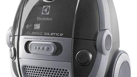 Vysavač podlahový Electrolux Classic Silence ECS54B černý + DOPRAVA ZDARMA