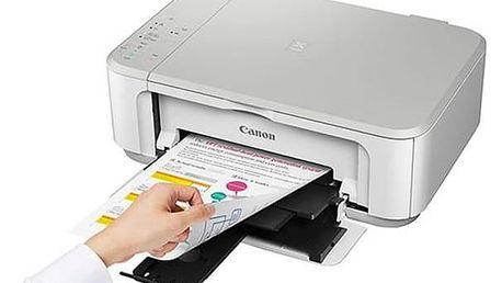 Tiskárna multifunkční Canon PIXMA MG3650 (0515C026) bílá