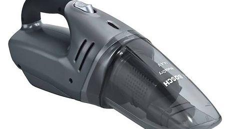 Akumulátorový vysavač Bosch BKS4043 stříbrný + Doprava zdarma