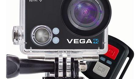 Outdoorová kamera Niceboy VEGA 4K černá + DOPRAVA ZDARMA