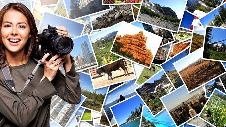 Vyvolání fotografií v rozměru, který si vyberete