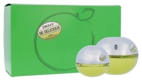 DKNY DKNY Be Delicious dárková kazeta pro ženy parfémovaná voda 100 ml + parfémovaná voda 30 ml