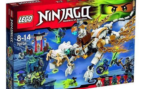 Stavebnice LEGO® Ninjago 70734 Drak Mistra Wu + Doprava zdarma