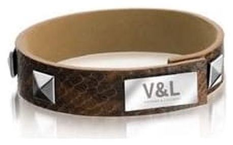Dámský náramek V+L VJ0285BR