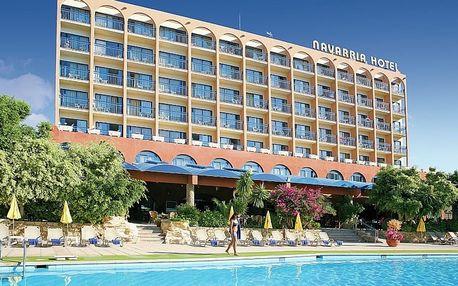 Kypr, Limassol, letecky na 8 dní