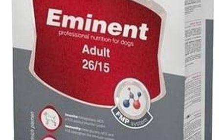 Granule Eminent Adult 15 kg + 3 kg ZDARMA