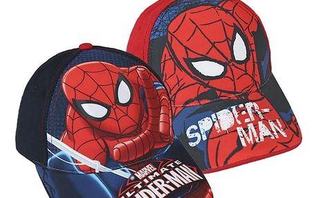 Dětská Kšiltovka Spiderman 53 cm