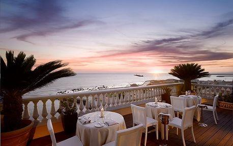 Grand Hotel Palazzo Livorno*****, Luxusní 5* hotel s wellness na pobřeží kouzelného Toskánska