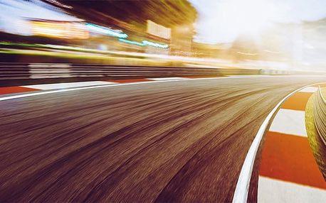 3 kola jako řidič v 5 supersportech od Racing Motors u Hradce Králové