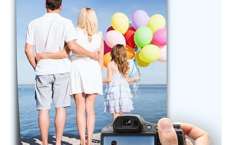 Maxi fotografie z vlastních fotek na výšku či šířku
