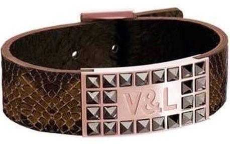 Dámský náramek V+L VJ0281BR