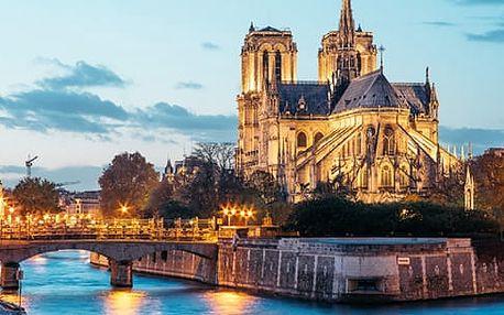 Paříž, Versailles, lázně v Německu: 4denní výlet pro 1 os. + 1 noc
