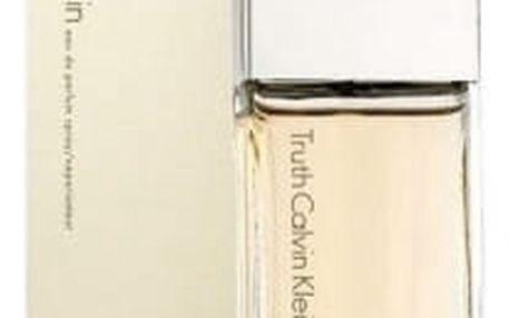 Calvin Klein Truth 100 ml parfémovaná voda poškozená krabička pro ženy