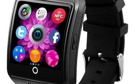 Chytré hodinky IMMAX SW7 SIM (09008) černé