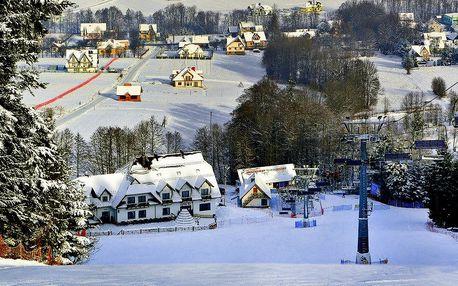 Polské hory od zimy do léta: polopenze i wellness
