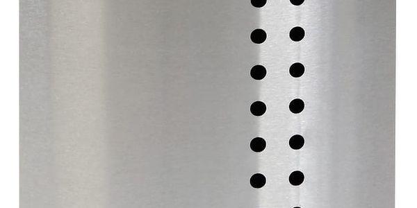 Richter Nerezová schránka na klíče, stříbrná