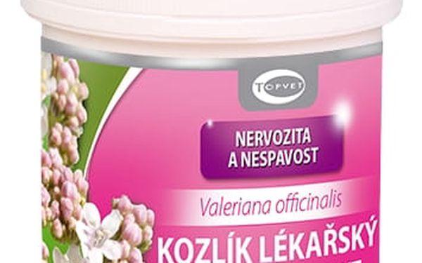 Topvet Bylinný extrakt Kozlík, 60 tobolek