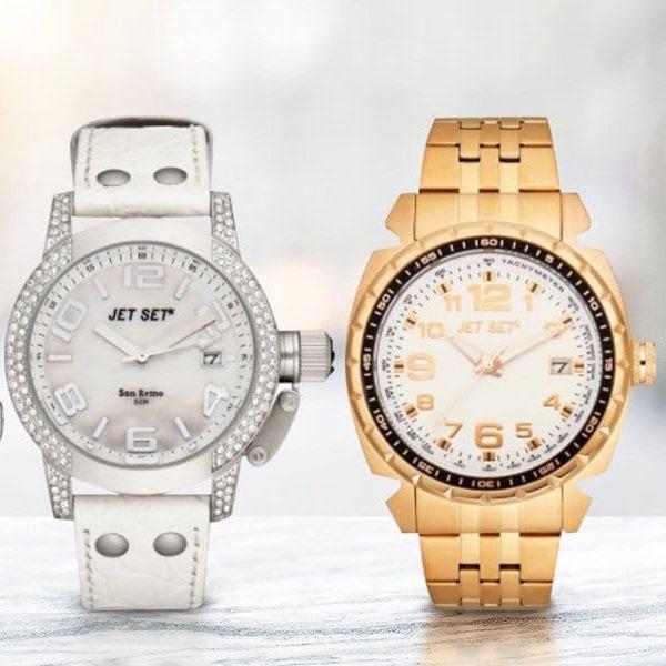 Dámské a pánské hodinky Jet Set