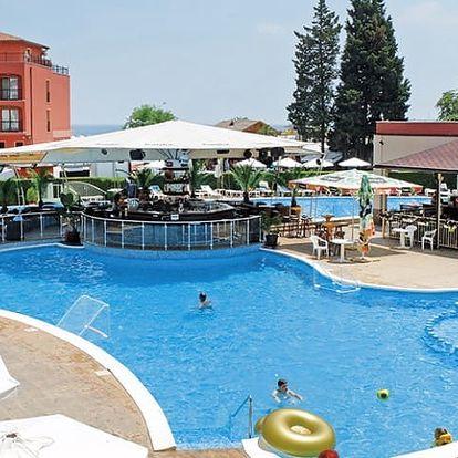 Bulharsko, Slunečné pobřeží, letecky na 4 dny
