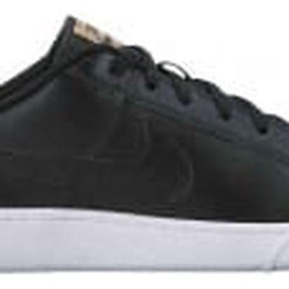 Pánské tenisky Nike COURT ROYALE PREM | 805556-004 | Černá | 42,5