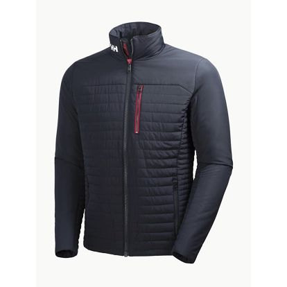 Bunda Helly Hansen Crew Insulator Jacket Modrá