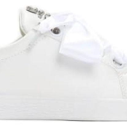 Dámské bílé tenisky Sindy 8290