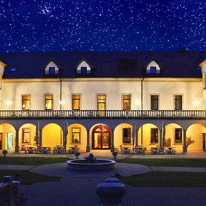 Luxusní adventní víkend na zámku Kamenný Dvůr
