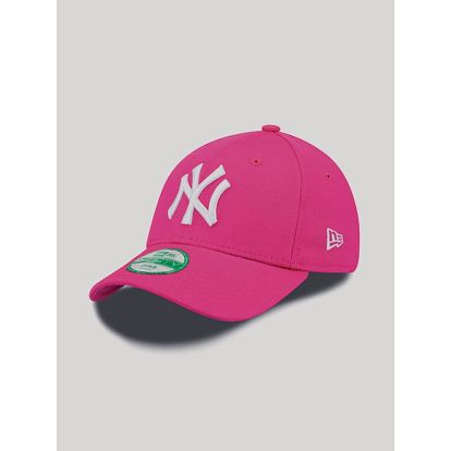 Kšiltovka New Era 940K MLB League Basic NEYYAN Růžová