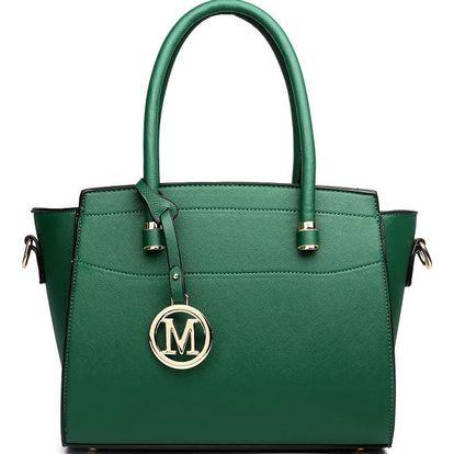 Dámská zelená kabelka Rise 1625